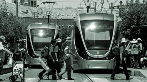 Representing the winning consortium in Israel's largest  tender of the Jerusalem Light Rail