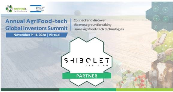 As part of our ongoing support of The Israel Innovation Institute we are offering investors and startups that participate in the Annual AgriFood-Tech Global Investors Summit, the opportunity to reach out and have a one-on-one consultation with our unique added-value Clients' BizDev service team.