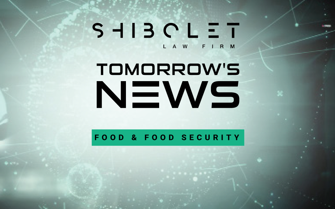 TOMORROW'S NEWS FOOD & FOOD SECURITY Banner