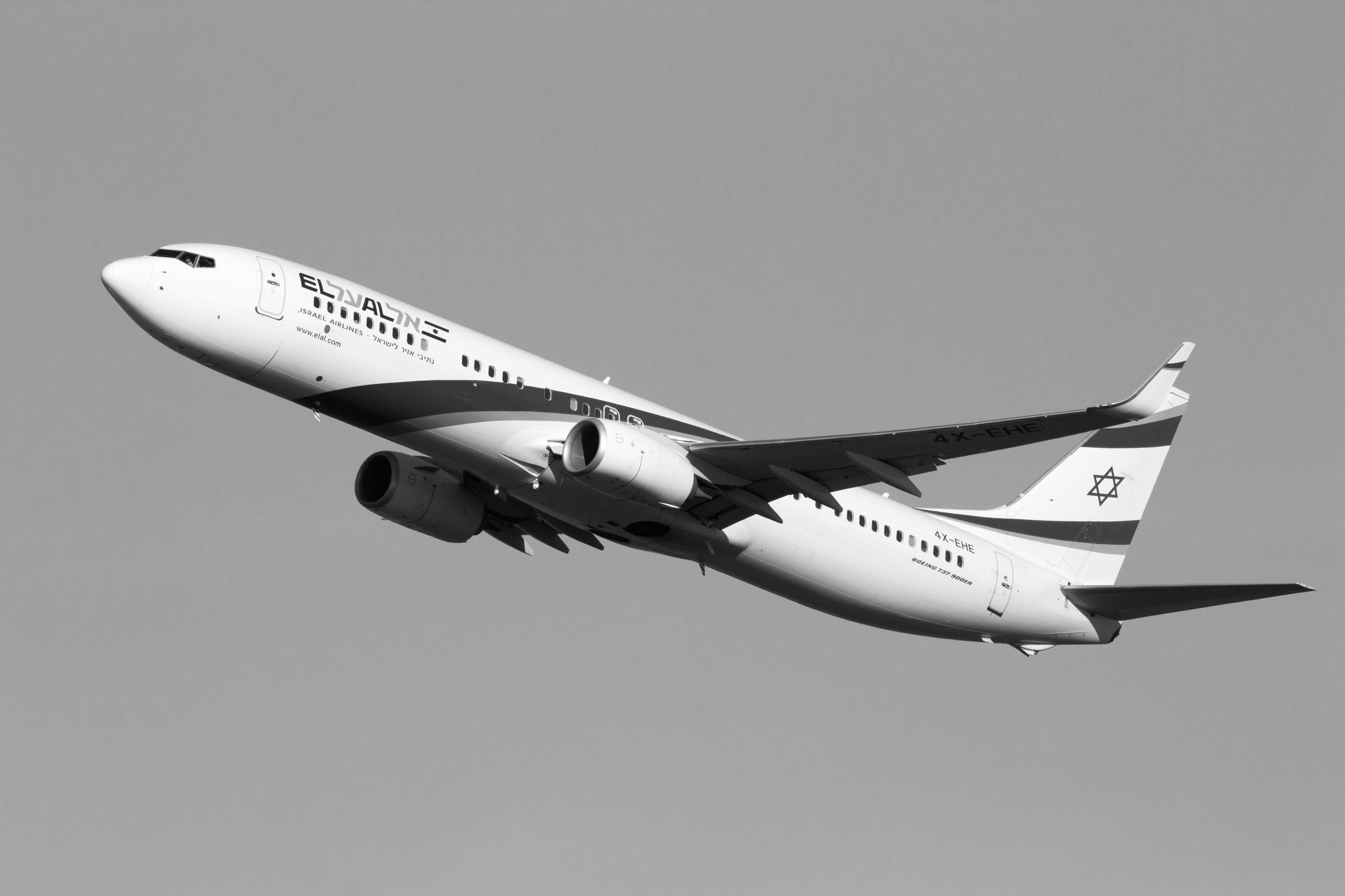 Representation of EL AL in the issuance of options to the public raising NIS 250 million